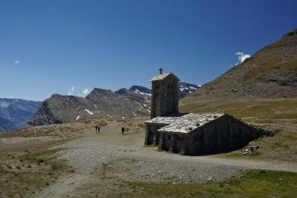 Col de l'Iseran, Francie
