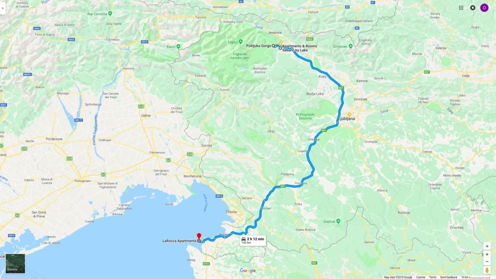 Bled-Piran