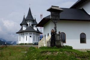 Prislopský průsmyk, Rumunsko