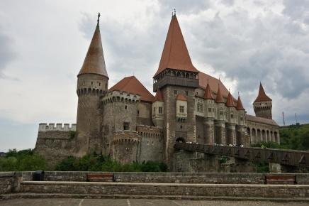 Hrad v Hunedoaře, Rumunsko