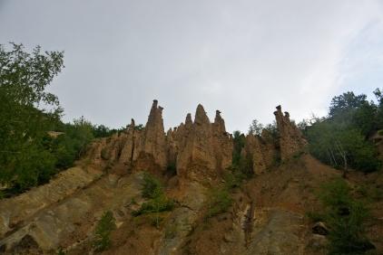 Ďáblovo město, Srbsko
