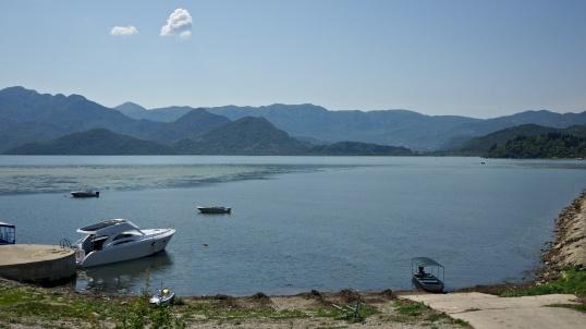 Skadarské jezero, Černá Hora