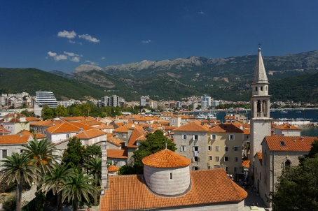 Budva, Černá Hora