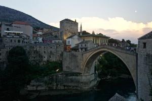 Starý most v Mostaru, Bosna a Hercegovina
