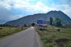 Leskovik, Albánie