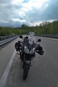 Cestou k Solinské přehradě, Polsko