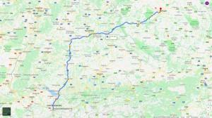 Z Lichtenštejnska do Prahy