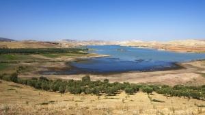 Jezero Barrage Sidi Chahed