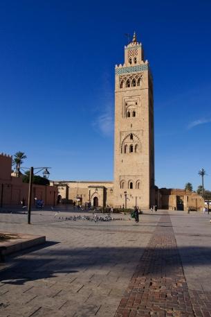 Mešita Kutubíja, Marrákeš