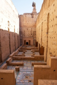 Palác El-Badi, Marrákeš