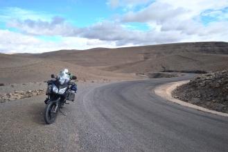Někde na samotě v pohoří Atlas
